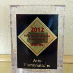 BEST Art Book Award Plaque