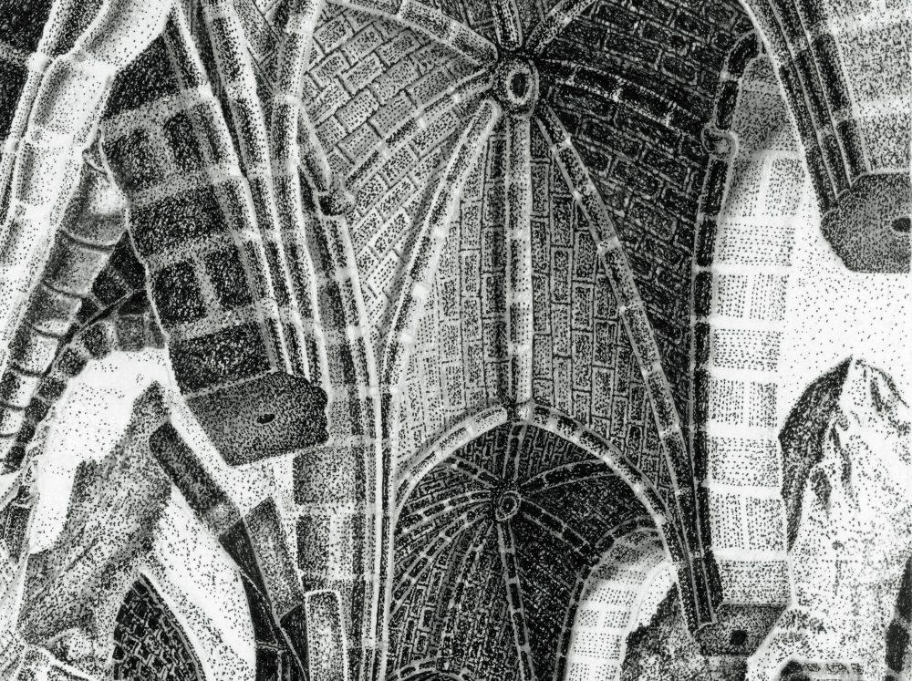 COMMUNITY LIFE, ceiling detail